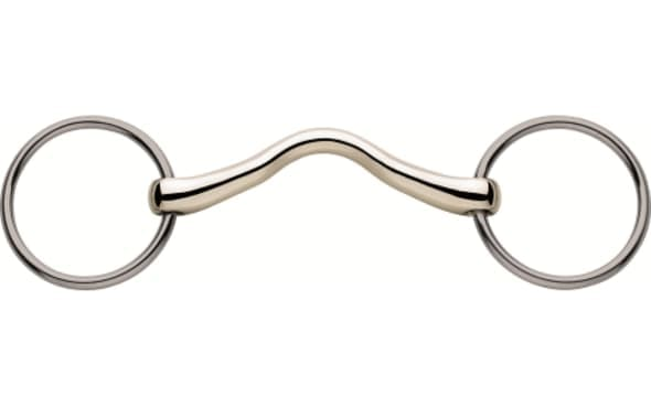Sprenger mullen mouth bit with port