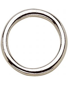 Martingale ring, casted
