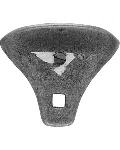 Sellett saddle - Aluminium