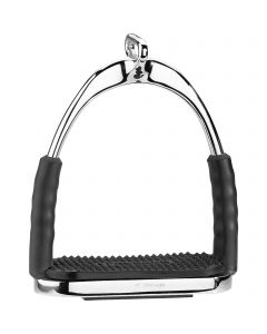 System-4 Stirrups with offset eye - Stainless steel, size 120 mm