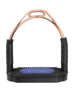 Bow Balance Stirrups - Stainless steel bronze, size 120 mm