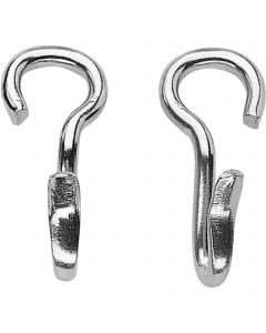CURB CHAIN HOOKS FOR DRIVING BITS
