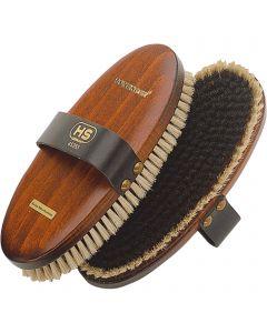 Body-brush natural bristles, Measures 210 x 90 mm