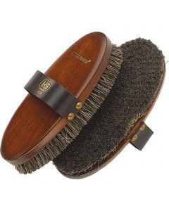 Body-brush tail hair mixture, Measures 215 x 100 mm