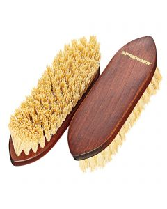 Dandy-brush Perlon bristles, Measures 180 x 55 mm