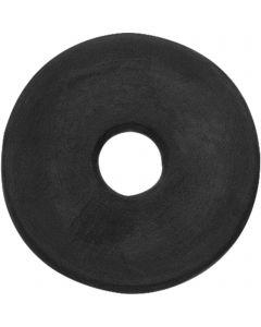 Gebissscheiben - Gummi schwarz