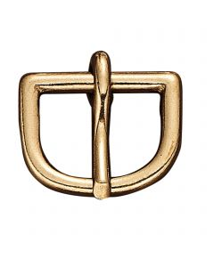 Bridle buckle, casted