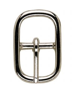 Bridle buckle, casted - German Silver