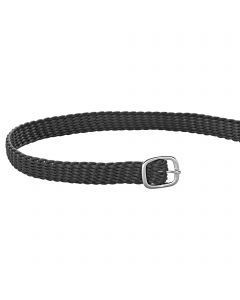 Spur straps 45cm perlon grey