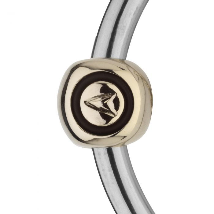 HS Sprenger Dynamic RS D-Ring Trense Gr.14,5 145//14mm NEU K14